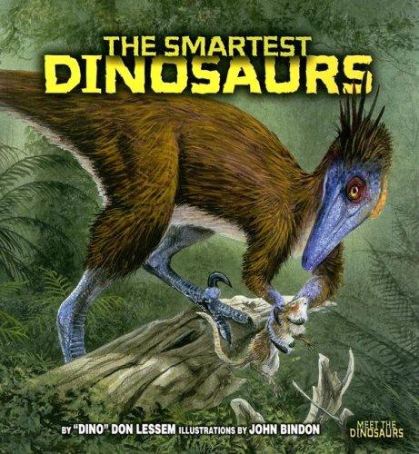 Read Online The Smartest Dinosaurs (Meet the Dinosaurs) pdf epub