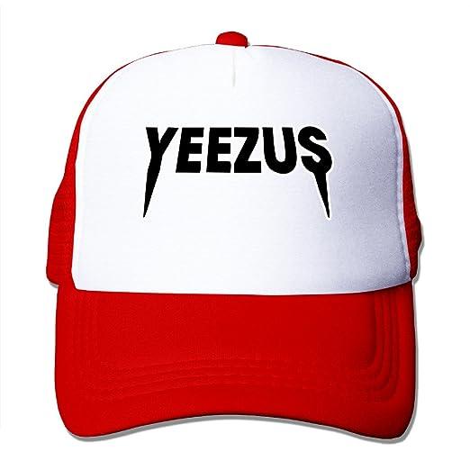 0e0b8fde Amazon.com: Cool Kanye West Yeezus Tour Yeezy Mesh Hat ...