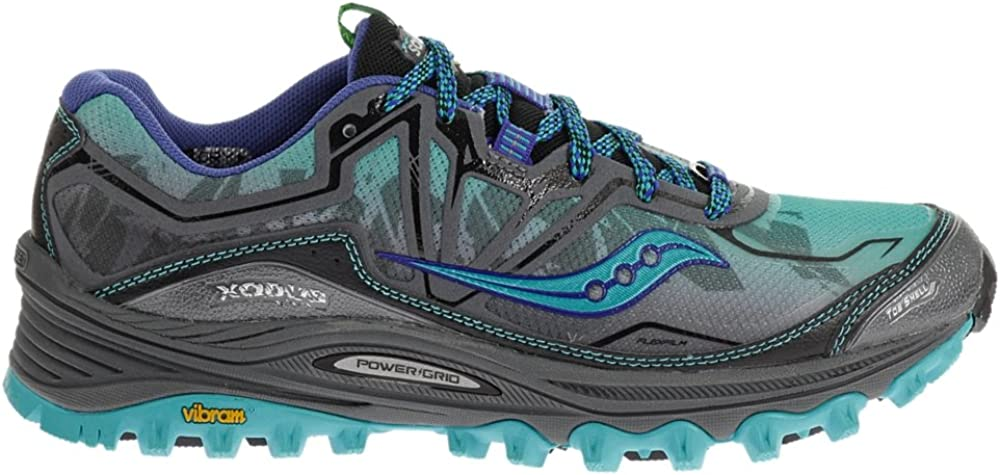 Saucony Women s Xodus 6.0 Trail Running Shoe
