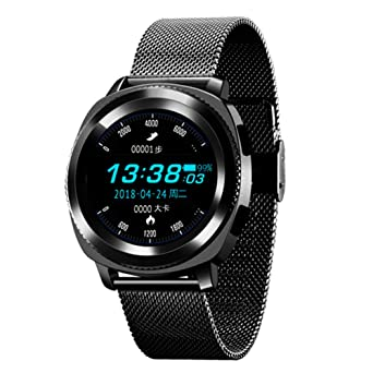 Milnnare Reloj Inteligente,Microwear Waterproof L2 Sports Smart ...