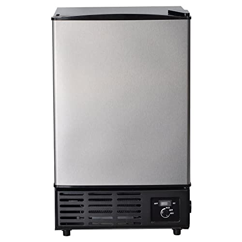 Smad Portable Commercial Under Counter Built-in Ice Maker Machine