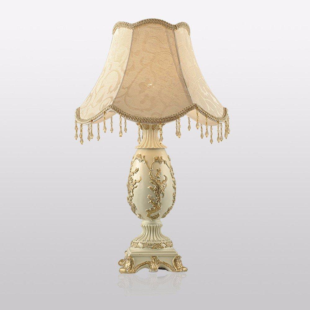 spedizione veloce a te QMPZG-salotto di illuminazione lampada da tavolo, camera d'albergo d'albergo d'albergo matrimonio salotto lampada abat - jour, camera da letto  prezzi più convenienti