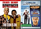 space academy dvd - Steve Martin Comedy Collection Bowfinger / My Blue Heaven & The Man With Two Brains DVD Movie Bundle Triple Feature