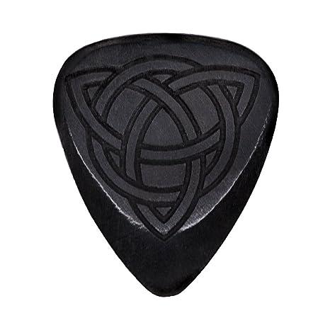 Tonos láser LASTTR1 African púa para guitarra con símbolo celta de ...
