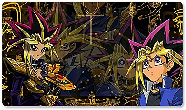 Quiero Alinear Las Piezas - Juego de Mesa Yugioh Playmat Juegos Tapete de Mesa Mousepad MTG Play Mat For Yu-Gi-Oh! Mon Magic The Gathering 30X80CM: Amazon.es: Electrónica