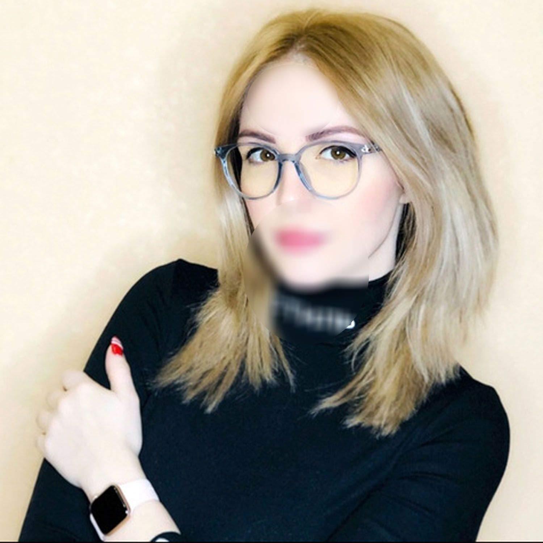 Amazon.com: Women Anti Blue AntiRadiation Men Computer Gaming Protection Glasses for Eyeglasses FrameWomen,Black: Computers & Accessories