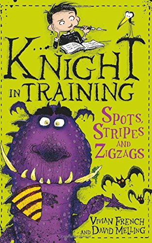 book cover of Spots, Stripes and Zigzags