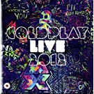 Coldplay Live 2012 [CD+DVD--CD Case]