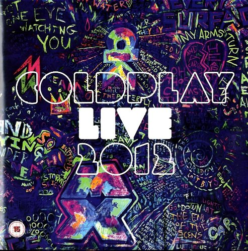 Coldplay - Coldplay: Live 2012(Cd/dvd) [explicit] - Zortam Music