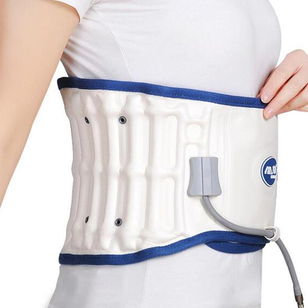 LPY-Lumbar Support Lumbar Disc Herniation Massager Spinal Air Traction Back Belt LM-61 by Waist support (Image #4)
