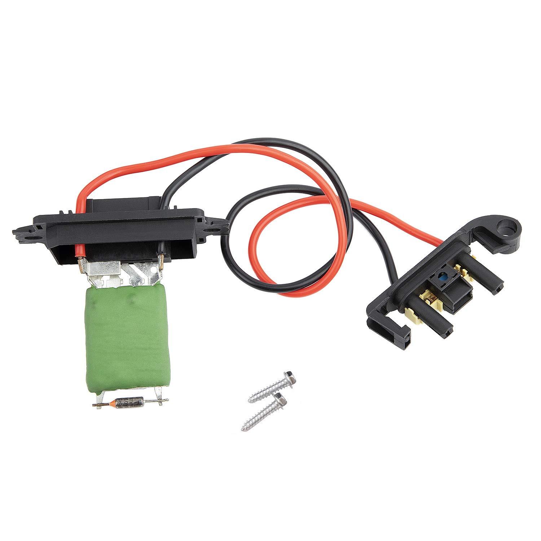 YAOPEI Car Heater Motor Fan Blower Resistor 6441.L2