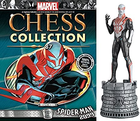 Figura de Ajedrez de Resina Marvel Chess Collection Nº 87 ...