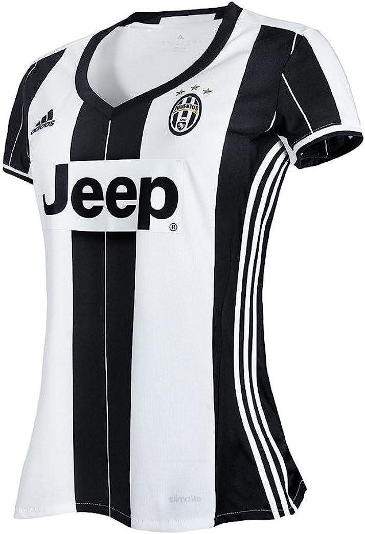 adidas Juventus FC Home Womens Soccer Jersey- 2016/17