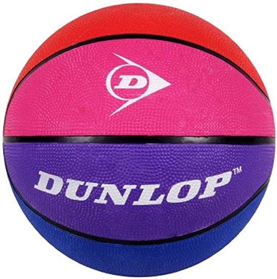 Dunlop Baloncesto, Todo el año, Color Multicolor, tamaño 7: Amazon ...