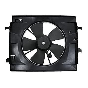 A//C Condenser Fan Assembly Performance Radiator 621450