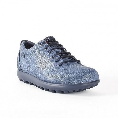 vasta selezione di così economico vendita economica Camper Scarpe K200362 005 PETO Denim PE17: Amazon.co.uk: Shoes & Bags