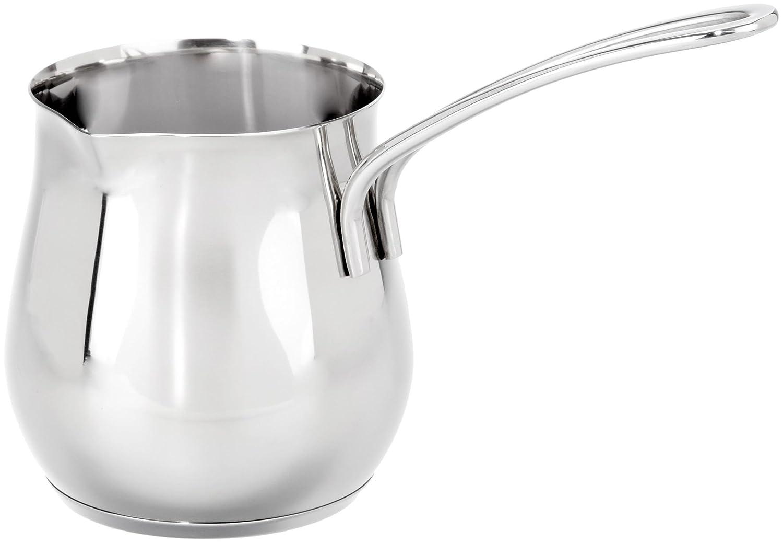Cilio 299618 Professional - Jarra para espuma de leche (75 cl ...