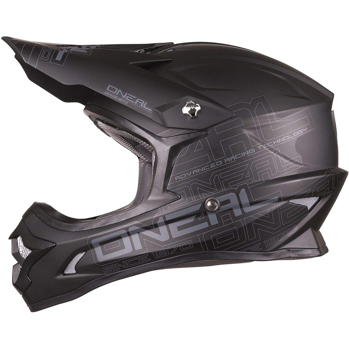 O'Neal 0623-064 3 Series Helmet (Black, Large) by O'Neal