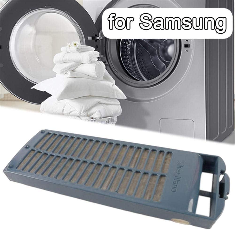 Rubyu Filtros para Secadoras Secadoras con Bomba de Calor, Filtros de Pantalla Lavadoras Accesorios para XQB52-28DS DC97-00252J SW60Asp SW80ASP SW95ASP