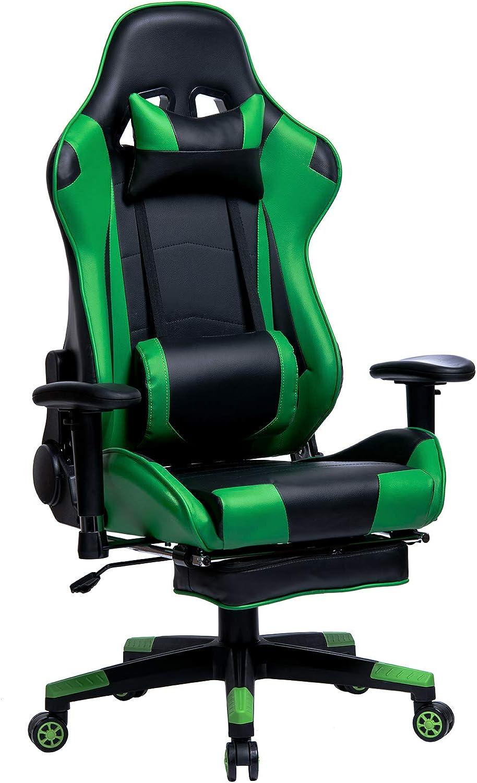 Bürostuhl Chefsessel Schreibtischstuhl Drehstuhl Sessel Stuhl Kunstleder BS11sz