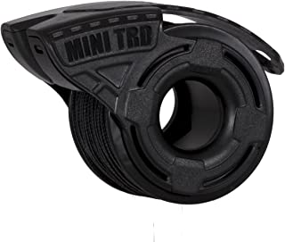 product image for Atwood Rope MFG Micro Cord Dispenser. 125ft black 100lb test. Mini TRD