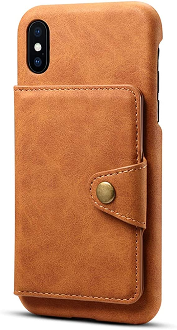 coque iphone 6 brown leather