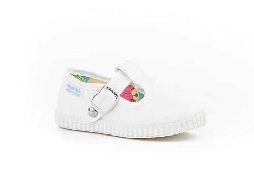Zapatillas Pepito de Lona para Niños, Angelitos mod.122, Calzado infantil Made in Spain, Garantia de Calidad.: Amazon.es: Zapatos y complementos