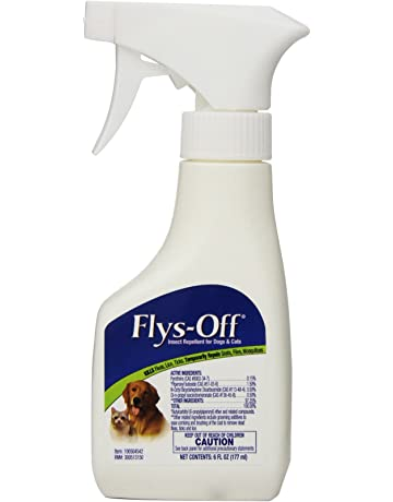 FLYS-OFF - Mist Insect Repellent for Dogs and Cats - 6 fl. oz