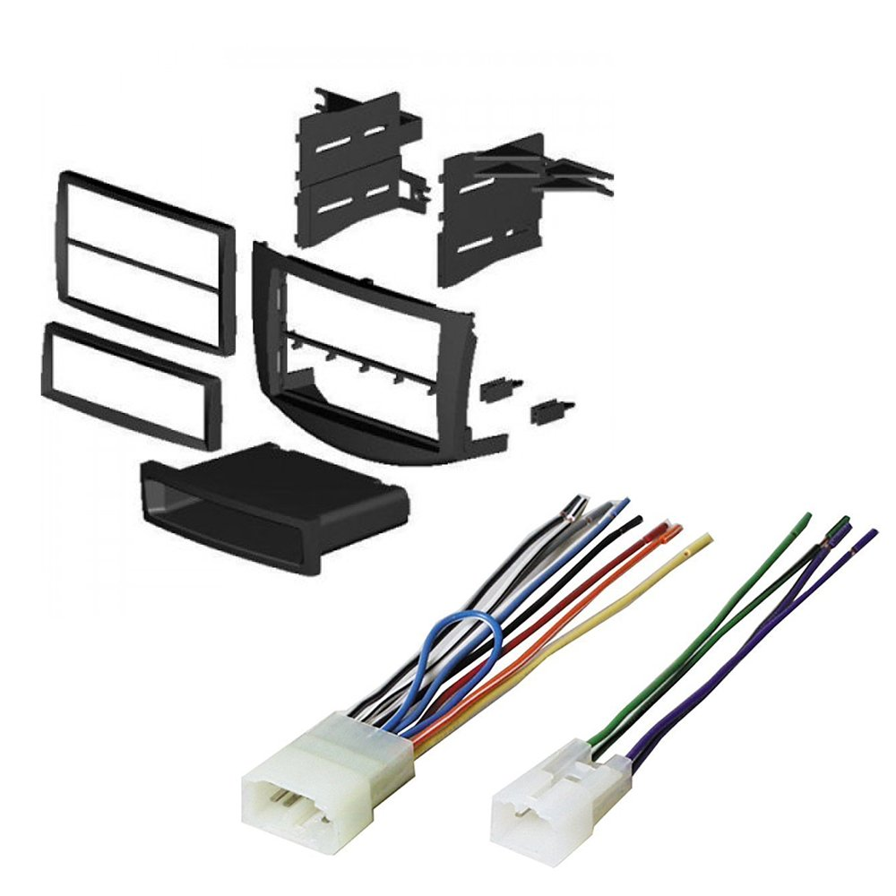 Toyota Rav 4 2006 2013 Car Stereo Radio Dash Head Unit Wire Harness Same As Computer Installation Mounting Kit W Wiring Electronics