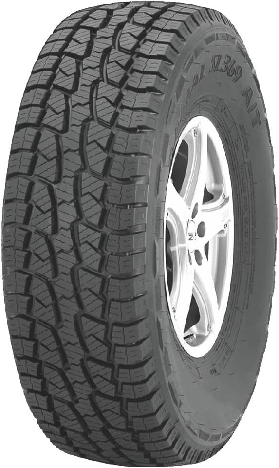 35//1250R17 121S Thunderer Ranger R404 AT All-Terrain Radial Tire