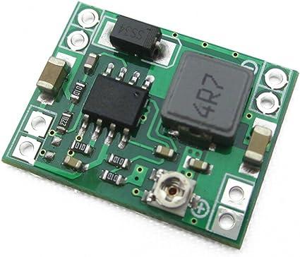 Mini DC-DC Step Down Power Supply Module 24V 12V 9V to 5V 3A for Arduino