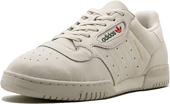 algun lado Rodeado Acuerdo  adidas Yeezy POWERPHASE 'Calabasas' - CQ1693 - Size 10.5-UK: Amazon.co.uk:  Shoes & Bags