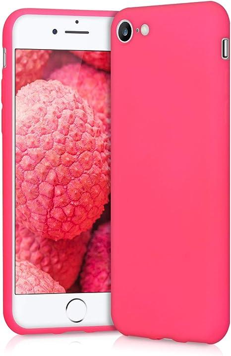 APPLE Custodia in pelle per iPhone 8 / 7 - Fucsia