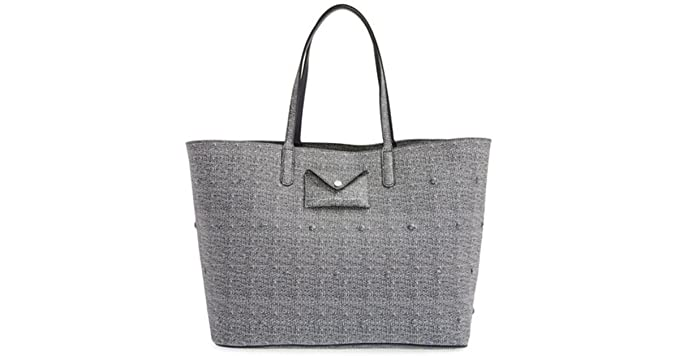 Marc by Marc Jacobs Metropolitote Studded Travel Tote (Navy Denim Multi) 8c09ceb3704b8