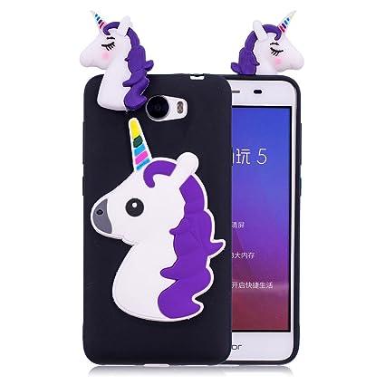 YuanYuZhongPhoneSky Huawei Y5 II Carcasa, Huawei Y5 2 Funda ...