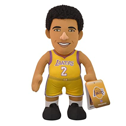 Poupluche (Muñeco de Peluche Lonzo Ball - Los Angeles Lakers