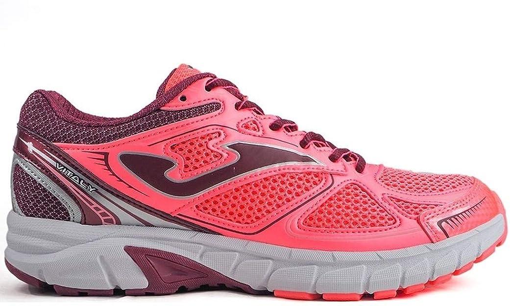 Zapatillas Deportivas para Mujer Joma Vitaly Lady 910 Rosa: Amazon ...