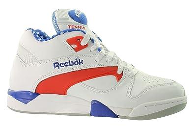 ffa75bd4cac78b Reebok Court Victory Pump Mens UK 10  Amazon.co.uk  Shoes   Bags