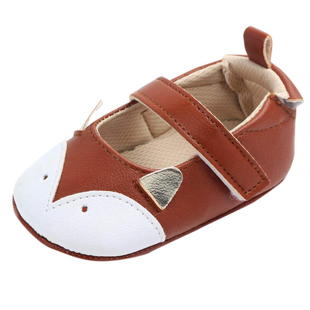 46ccf247b4c26 Amazon.com: LNGRY Baby Shoes, Toddler Infant Kids Girls Boys Cute ...