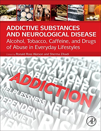 Addictive Substances And Neurological Disease  Alcohol  Tobacco  Caffeine  And Drugs Of Abuse In Everyday Lifestyles