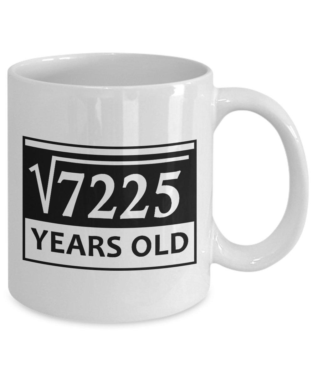 Funny 85th Birthday Mugs For Men 1933 11 OZ