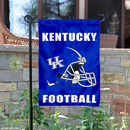 College Flags and Banners Co. Kentucky Wildcats Football Hel