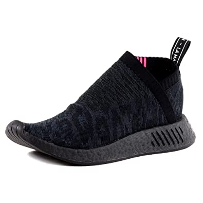 7b5b91a291b adidas Originals NMD CS2 Primeknit Black  Amazon.co.uk  Shoes   Bags