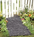 Plow & Hearth 51522 Permanent Mulch Pathway