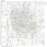 Folded Map: Columbus Street Map: Rand McNally: 9780528008696: Amazon on