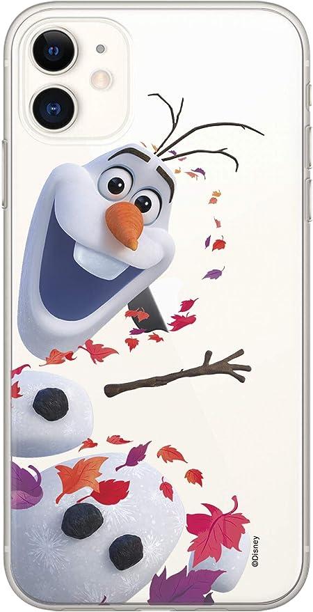 Original Und Offiziell Lizenziertes Disney Die Eiskönigin 2 Handyhülle Für Iphone 11 Case Hülle Cover Aus Kunststoff Tpu Silikon Schützt Vor Stößen Und Kratzern Elektronik