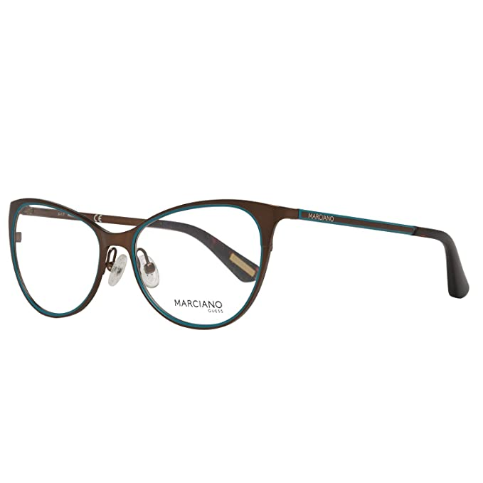 6a7a36c901 Guess by Marciano Brille Gm0309 049 52 Monturas de gafas, Marrón (Bronze),  52.0 para Mujer: Amazon.es: Ropa y accesorios