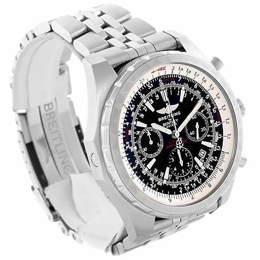 Breitling Bentley automatic-self-wind Mens Reloj a25363 (Certificado) de segunda mano: Breitling: Amazon.es: Relojes