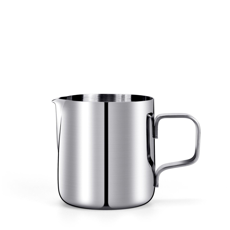 HULISEN Mini Milk Frothing Pitcher, Stainless Steel 150ml/5fl.oz Coffee Latte Jug Milk Jug