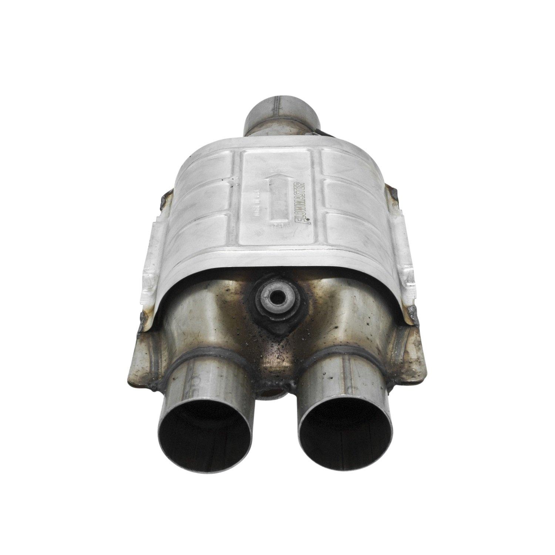 Flowmaster 2824220 282 Series 2 Universal Dual OBDII Catalytic Converter